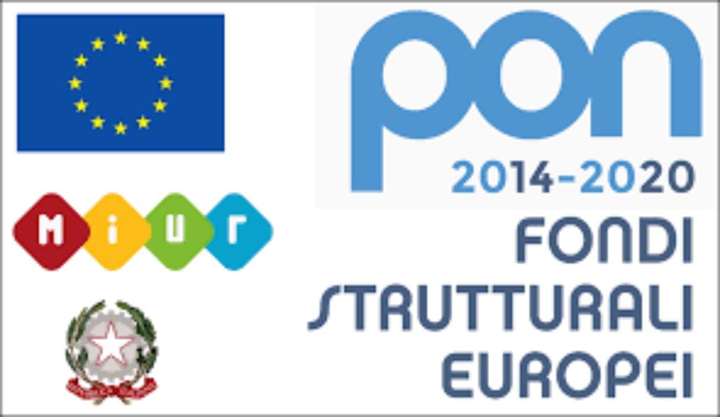 FONDI STRUTTURALI EUROPEI- PON FERS- 2014/2020